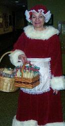 Make holidays fun with a Farmhouse cookie delivery!  Mrs Santa delivers to your special someone...and ask about our other holiday special delivery cookies for Valentine's Day, Saint Patrick's Day; and Easter!!